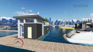 minimalist vancouver bc float home for sale floating tiny house