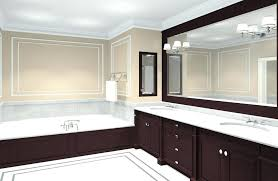 framed bathroom mirror ideas bathrooms design framing bathroom mirror ideas for decorthe