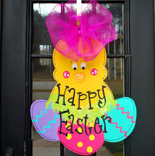 easter door decorations easter wreath easter door hanger easter decoration