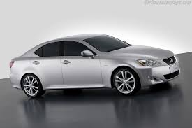 lexus is 250 se 2005 lexus is 250 images specifications and information
