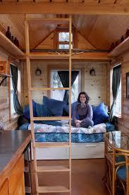 Tiny Housing Tiny House Maven Lina Menard Discusses Living Small Alternative