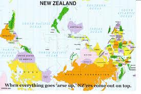Alaska World Map by Gem U0027s World Postcards October 2011