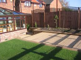 landscaping landscaping ideas with railway sleepers