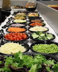 Buffet Items Ideas by Best 25 Salad Bar Ideas On Pinterest Salad Toppings Vegetable