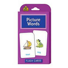 words cards picture words flash cards toys r us