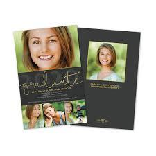 personalized graduation announcements 5 photo personalized graduation invitation bug