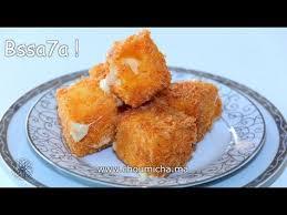 choumicha tv cuisine choumicha sardines farcies panées sauce aux carottes et pastels