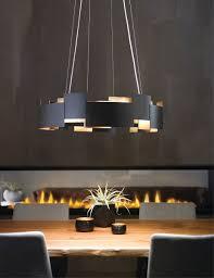 kichler dining room lighting moderne 2 light led chandelier pendant oz