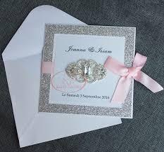 glitter wedding invitations hi1095 hot sale luxury glitter wedding invitation card with ribbon