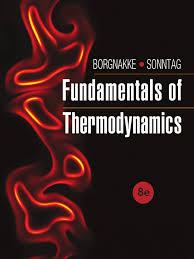 borgnakke fundamentals of thermodynamics 8th c2013 txtbk entropy