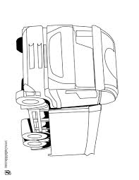 truck coloring pages videos for kids free online games