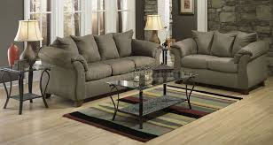Modern Sofa And Loveseat Modern Living Room With Microfiber Modern Sofa