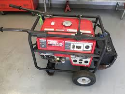 portable generator repair u2014 coastal enginuity