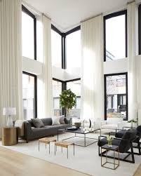 contemporary livingrooms captivating contemporary living room curtains best ideas about