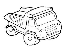 garbage truck coloring worksheets clip art library