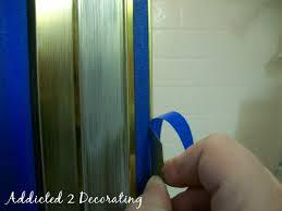 painted bathroom faucets u0026 shower enclosure