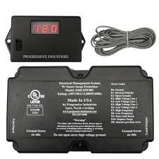 progressive industries ems hw50c hardwire 50 amp rv surge