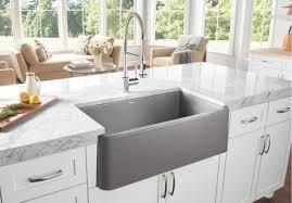 blanco metallic gray sink blanco 401900 metallic gray ikon 33 single basin silgranit kitchen