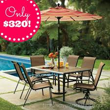 Kohls Outdoor Patio Furniture Kohl S Sonoma Patio Furniture Set Almost 70 Kasey Trenum