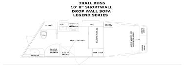 trail boss conversions luxury living quarters