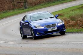 lexus is 220d vs toyota avensis lexus is 200d f sport review autocar