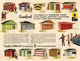 Garage Door Paint Designs Vintage Garage Door Paint Schemes The Garage Journal Board