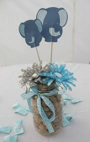 baby shower table centerpieces baby shower decorations elephants best 25 elephant centerpieces