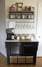 Hutch Bar And Kitchen Diy Home Coffee Bar Inspiration U003c3 My Home Pinterest Coffee