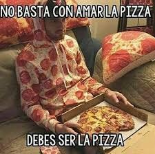 Pizza Meme - yo amo la pizza meme by waclub memedroid