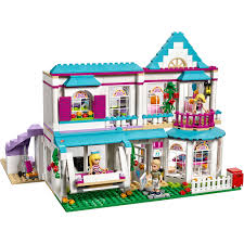lego friends stephanie u0027s house 41314 lego toys