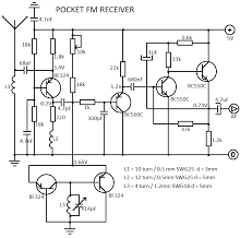 small fm receiver diy pinterest circuit diagram to read and