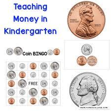 Coin Worksheets Kindergarten Money Activities Boxfirepress