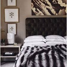 Black Linen Curtains Bedroom Decoration Ideas A Touch Of Luxury Black Bedroom Decor