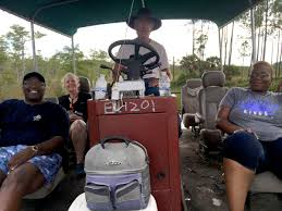 tour guide training a trip back in time big cypress national preserve wlrn