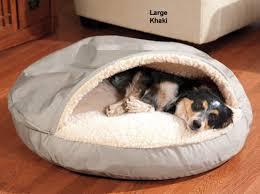 Cozy Cave Dog Bed Xl Beds For Dogs Korrectkritterscom