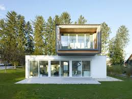 modern home design narrow lot complex living program concentrated on narrow lot single family