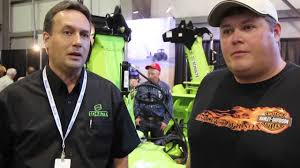 schulte snow blower and rotary mower testimonial garth cuddington