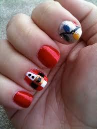 the 25 best cute christmas nails ideas on pinterest snowman