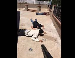 Burglars by Ca Homeowner Grabs Gun And Camera Thwarts Attempted Robbery