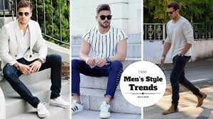 new men u0027s fashion trends for spring summer 2017 streetwear and