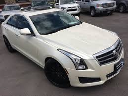 2013 cadillac ats white white cadillac ats in utah for sale used cars on buysellsearch