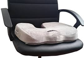 bael wellness seat cushion for sciatica coccyx orthopedic
