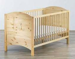 chambre bébé bois naturel lits bébé 140 évolutifs tous les articles