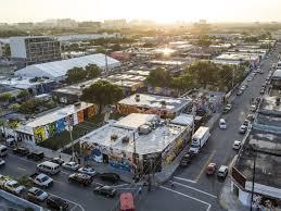 Wynwood Miami Map by Wynwood Walls Uli Case Studies