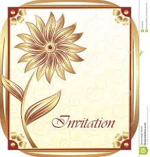 Download Invitation Card Design Invitation Card Design Stock Photos Image 26268053