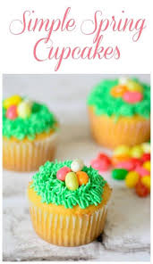 Simple Easter Decorations For Cupcakes by 278 Best Cupcakes Images On Pinterest Cupcake Recipes Cupcake