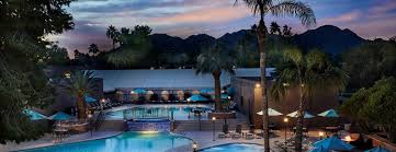 Presidential Pools Surprise Az by Scottsdale Plaza Resort Scottsdale Resort Official Hotel Website