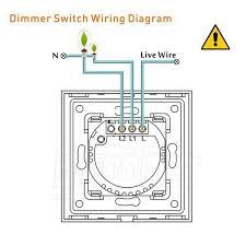 bingoelec 1gang1way 700w light dimmer switch white glass panel