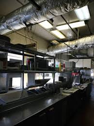Restaurant Kitchen Lighting Commercial Led Lighting Installation St Louis And Surrounding