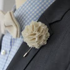 burlap boutonniere best boutonniere carnation products on wanelo